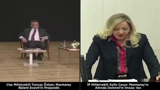 İYİ Partili vekil rezil oldu!