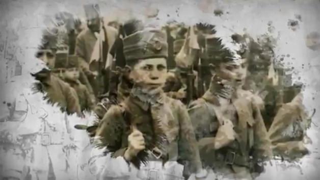 Jandarma'dan duygulandıran Çanakkale paylaşımı