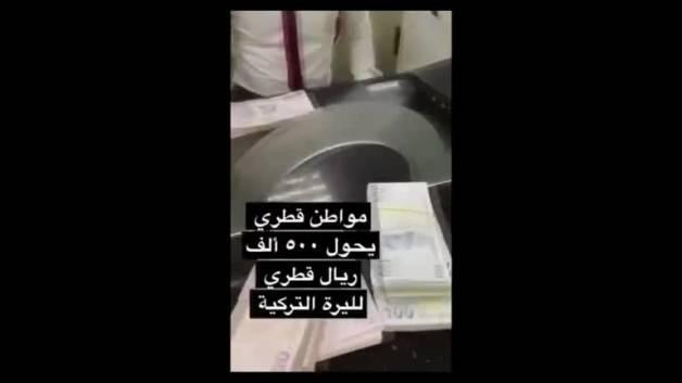 Katarlı vatandaştan örnek davranış