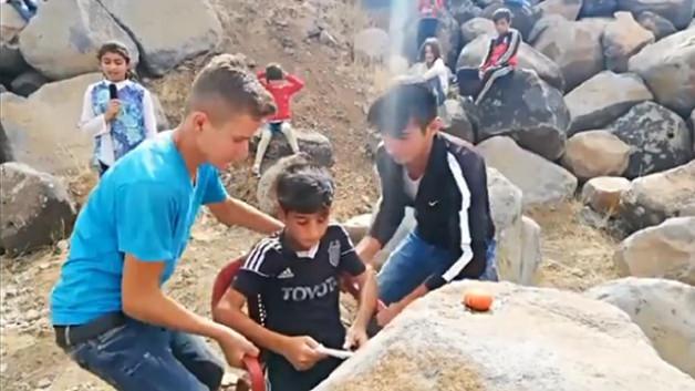 O Ses Türkiye'nin köy versiyonunu çektiler