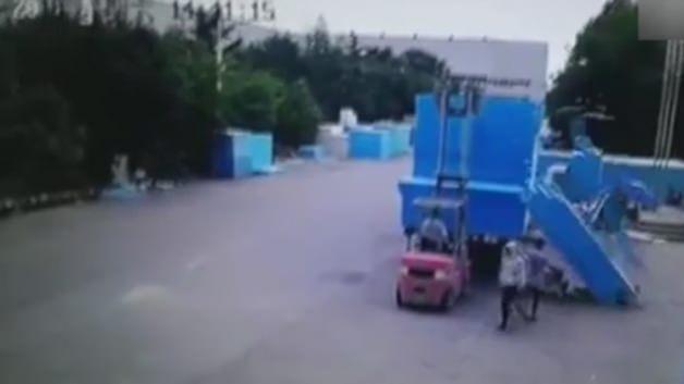 Ölüm onu işbaşında yakaladı
