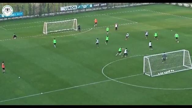 Sergen Yalçın'ın golü izleyenleri mest etti!