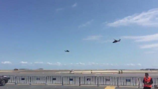 T129 Atak helikopterleri zeybek oynarsa...