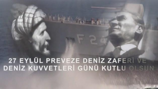 TSK'dan Deniz Kuvvetleri Gününe özel video