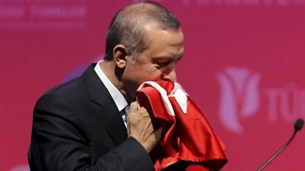 Ülkücü sanatçıdan Erdoğan'a 'Memleket Adam'