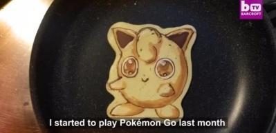 Pokemon pankek nasıl yapılır?