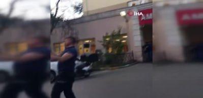 Polis havaya ateş açarak kavgayı ayırdı!