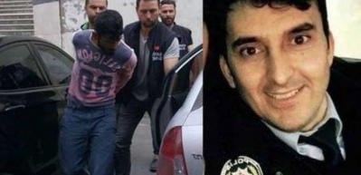Polis katiline ilk celsede en ağır ceza
