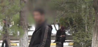 Polise ıslıkla PKK marşı çalan öğrenciye bakın ne oldu!