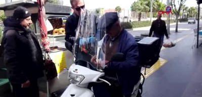 Polise yakalanınca böyle dedi: 'Dedem büyük yazdırmış, aslında 61'im...'