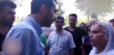 Polisten HDP'li vekile ayar