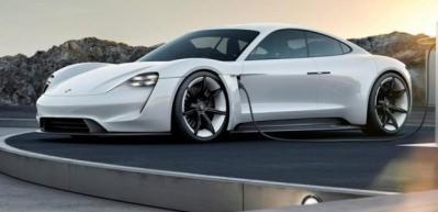 Porsche Taycan'ı böyle tanıttı
