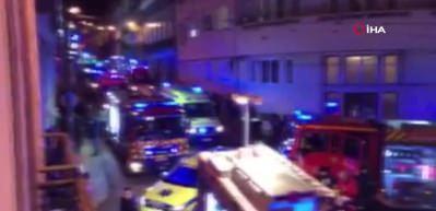 Portekiz'de tramvay devrildi: 28 yaralı