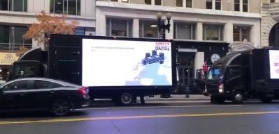 Erdoğan'ın ziyareti öncesi Türkiye'nin DEAŞ'la mücadelesi Washington caddelerinde