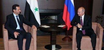 Putin ile Esad Soçi'de görüştü! Çok kritik uyarı