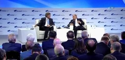 Putin'den son dakika açıklaması!