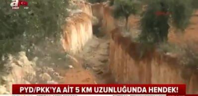 PYD tünelleri NATO'ya çıktı