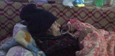 PYD'nin yaraladığı annesini 6 saat sırtında taşıdı