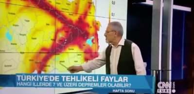 Aylar önce Elazığ depremini işaret etmişti