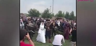 Recep Akdağ'ın oğlu evlendi