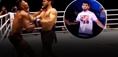 Ringe Başkan Erdoğan tişörtüyle çıktı! Perişan etti