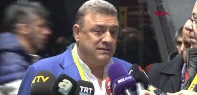 Rizespor Başkanı Kartal: Şans bizden yana olmadı