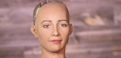 "Robot ""Sophia"""