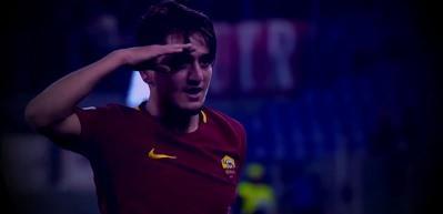Roma resmi hesabından muhteşem Cengiz Ünder videosu!