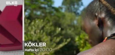 Roost-Kökler hafta içi her gün Ülke TV'de!