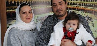 Rus asıllı Alman vatandaşı genç kadın Müslüman oldu