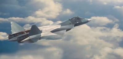 Rusların hayalet uçağı: Su-57