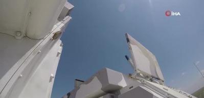 Rusya Arktik'de füze sistemini başarıyla test etti