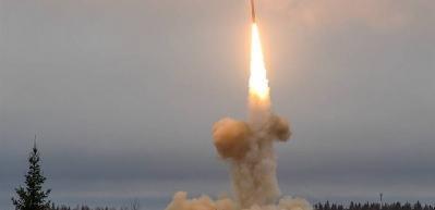 Rusya ilk kez ateşledi! Kıtalararası balistik füze korku salıyor