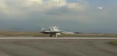 Rusya Suriye'de 'hayalet uçak' Su-57 uçurdu