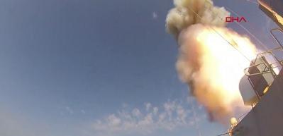 Rusya, yüksek hassasiyetli seyir füzesinin ilk denemelerini yayınladı