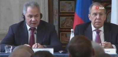 Rusya'dan ABD'ye 'Yağmacı' benzetmesi çok sert açıklama