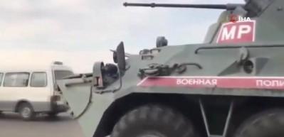 Rusya'dan son dakika açıklaması! İlk görüntüler