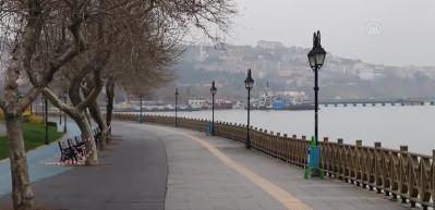 Tekirdağ'da balık tutma, spor ve yürüyüş yapmanın yasaklanması kararına uyuluyor