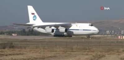 S-400 sevkiyatında 10. uçak da Mürted'e iniş yaptı