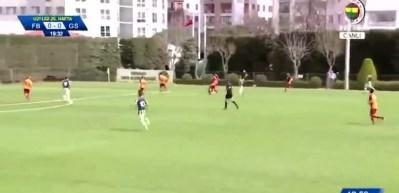 Samed Karakoç'tan Galatasaray'a müthiş gol