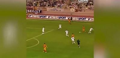 UEFA'nın paylaşımı G.Saray taraftarını coşturdu!