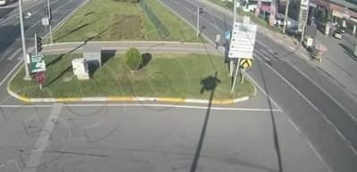 Samsun'da dehşet verici kaza