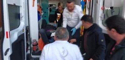 Samsun'da lise öğrencisi sınıfta bıçaklandı