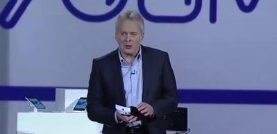 Samsung yaptı! İşte Galaxy X