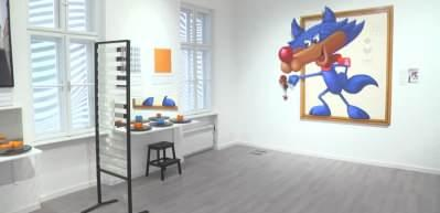 Saraybosna'nın ilk illüzyon müzesi