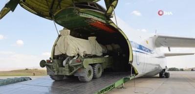Savunma Bakanlığı açıkladı: S-400 teslimatı sona erdi
