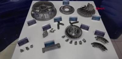 Savunma Sanayi Başkanı Demir, TEI'de turboşaft motorunu test etti