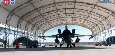 Savunma Sanayii paylaştı: 21 uçağa takıldı