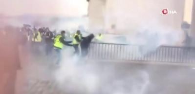 Şehirler yanıyor! Fransa'da OHAL sesleri