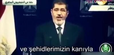 Şehit Muhammed Mursi'nin son konuşması!